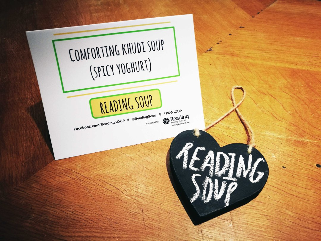Reading SOUP community event