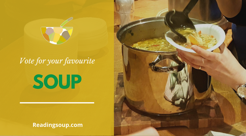 Vote for your favourite soup