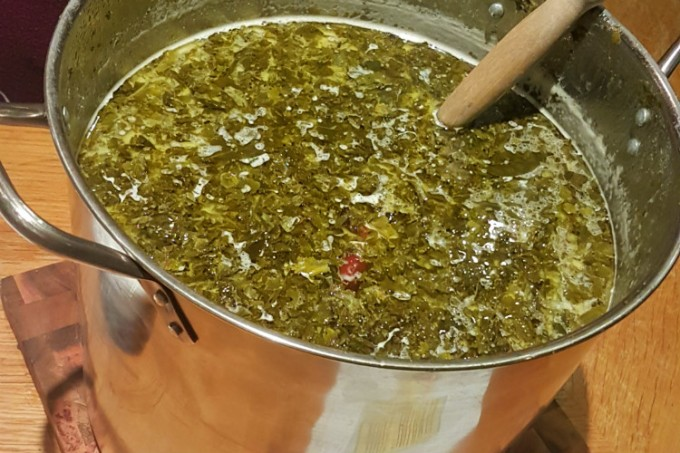 Khudi Soup