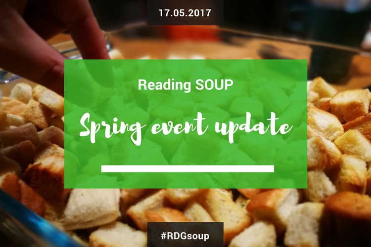 Reading SOUP Spring Update